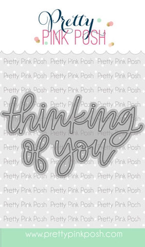 Thinking of You Script Die