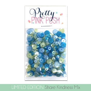 Share Kindness Sequins Mix