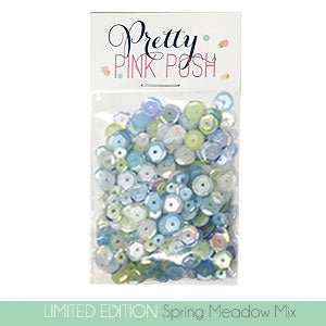 Spring Meadow Sequins Mix