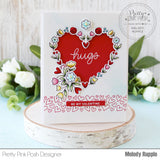 Love Borders Stamp Set