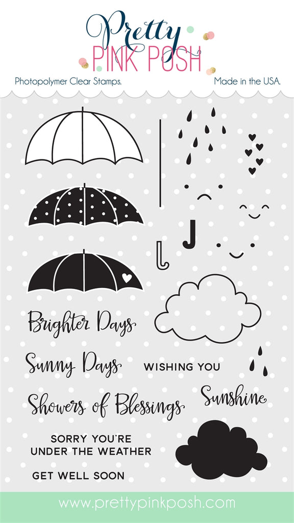 Rainy Days Stamp Set