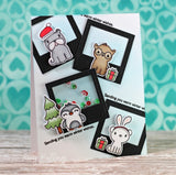 Holiday Pals Stamp Set