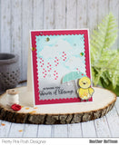Birdie Notes Stamp Set