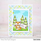 Fox Friends Stamp Set