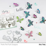 Blissful Butterflies Stamp Set
