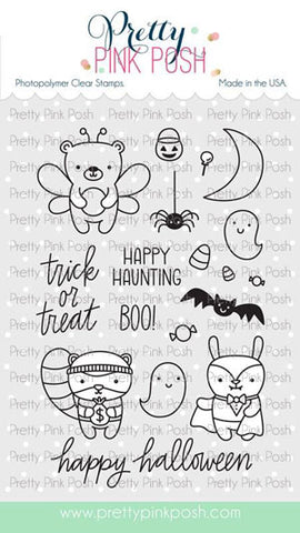 Halloween Friends Stamp Set