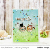 Happy Owls Stamp Set