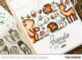 Woodland Critters Stamp Set