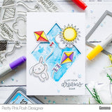 Fly A Kite Stamp Set
