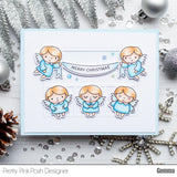 Angel Friends Stamp Set