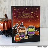 Trick or Treat Friends Stamp Set