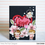 Cupid Friends Stamp Set