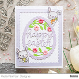 Bunny Friends Stamp Set