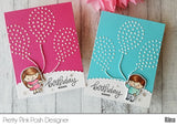 Sparkle Dot Patterns 2 Stamp Set