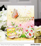 Easter Eggs Stamp Set