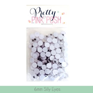 6mm Silly Eyes (medium)