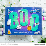 Boo Stamp Set