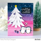 Penguin Pals Stamp Set