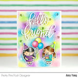 Birthday Friends Stamp Set