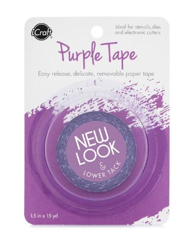 iCraft Purple Tape 1 1/2""