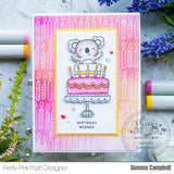 Party Friends Stamp Set