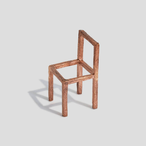 Bronze Chair
