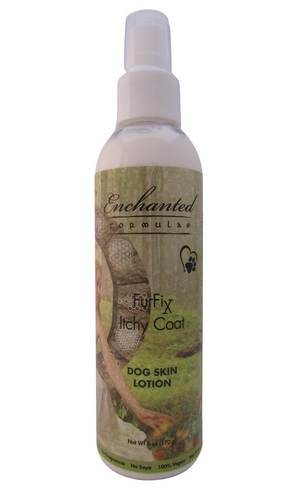 DOG SKIN LOTION, FurFix Itchy Coat
