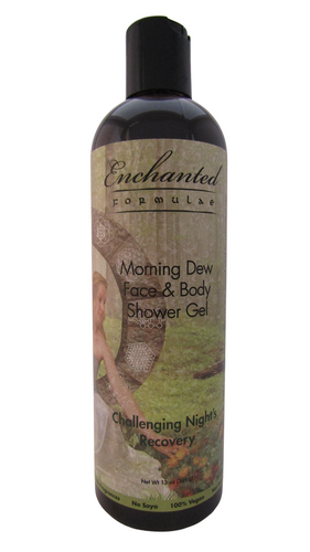 MORNING DEW SHOWER GEL, Challenging Night's Recovery
