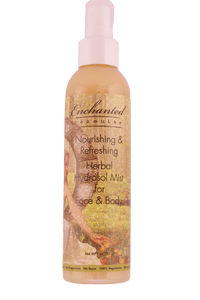 FACE & BODY HERBAL MIST Nourishing & Refreshing Hydrosol