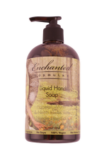 Load image into Gallery viewer, LIQUID HAND SOAPS with Herbs & Essential Oils