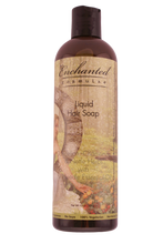 Load image into Gallery viewer, HAIR LIQUID SOAP with Herbs & Essential Oils