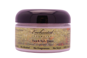 GENERAL CREAM & BALM for Face & Body with Calendula & Chickweed Herbs