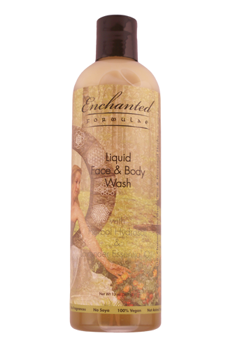 FACE & BODY LIQUID WASHES