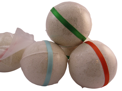 BUBBLY BATH BOMB Eucalyptus Breathe Easy