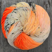 Load image into Gallery viewer, Vitamin C- Hand Dyed Superwash Merino Nomad Sock Fingering Yarn