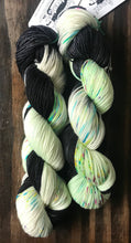 Load image into Gallery viewer, 10:15 Saturday Night- Hand Dyed Nomad Superwash Merino Sock Fingering Yarn