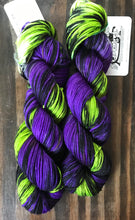 Load image into Gallery viewer, Frankie's Demise - Hand Dyed Essential DK Superwash Merino Wool yarn