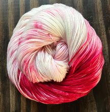 Load image into Gallery viewer, Dead Snow-  Hand Dyed Nomad Superwash Merino and Nylon Sock Fingering Yarn