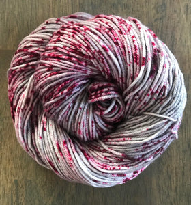 40 Whacks- Hand Dyed Essential DK Superwash Merino Wool yarn