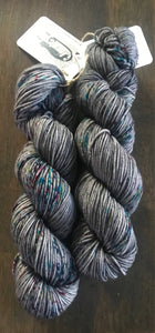After the Parade- Hand Dyed Essential DK Superwash Merino Wool yarn