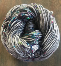 Load image into Gallery viewer, After the Parade- Hand Dyed Essential DK Superwash Merino Wool yarn