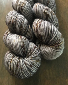 Quarry - Hand Dyed Superwash Merino Wool Essential DK