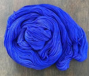 Beauregard- Hand Dyed Nomad Superwash Merino and Nylon Sock Yarn