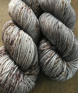 Quarry Hand Dyed Nomad Superwash Merino and Nylon Sock Yarn