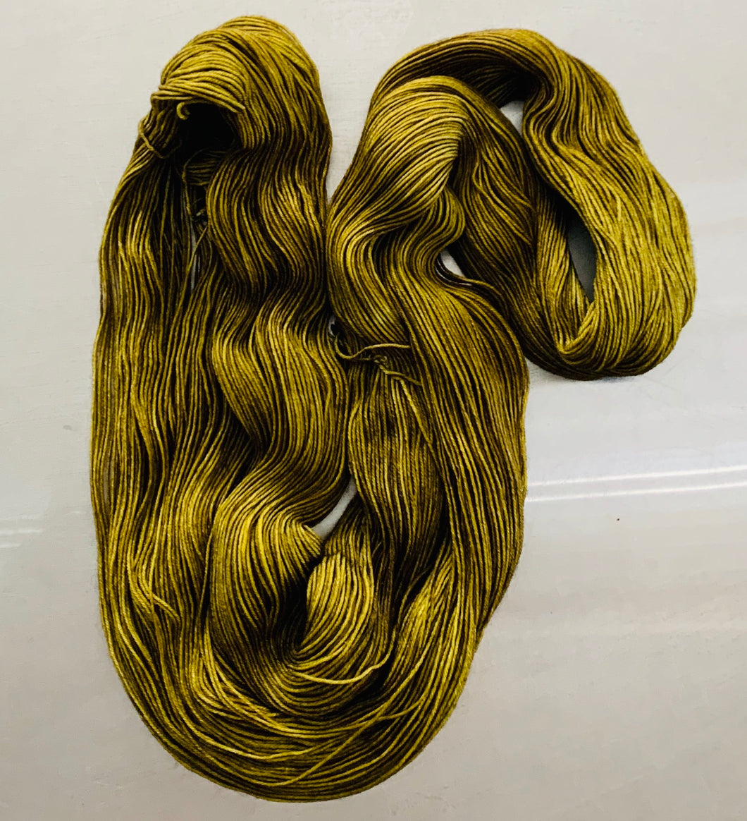 Toil And Trouble- Nomad Sock Yarn