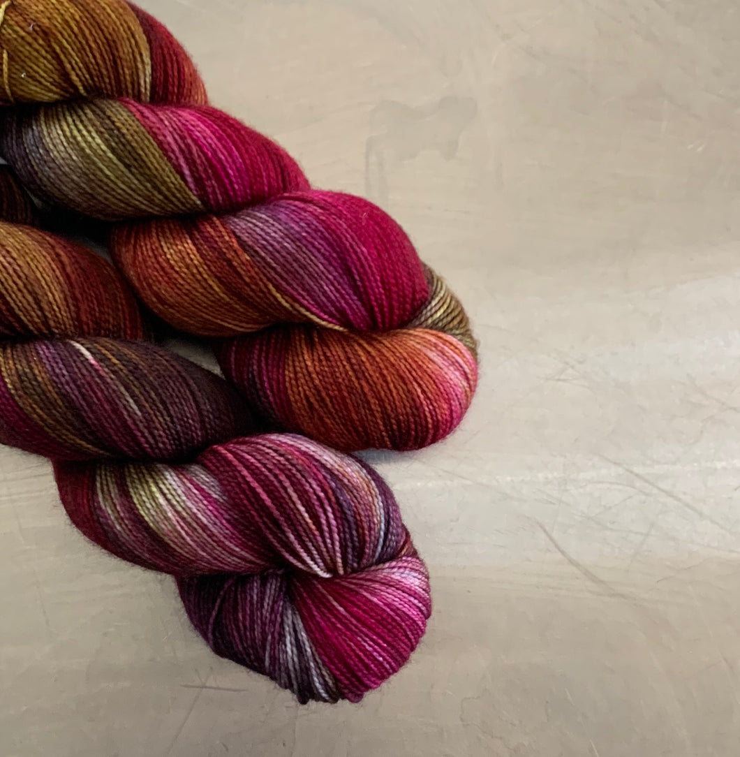 Tryst- Serendipity Sock
