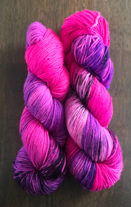 Dark Star Essential DK Superwash Merino Wool yarn
