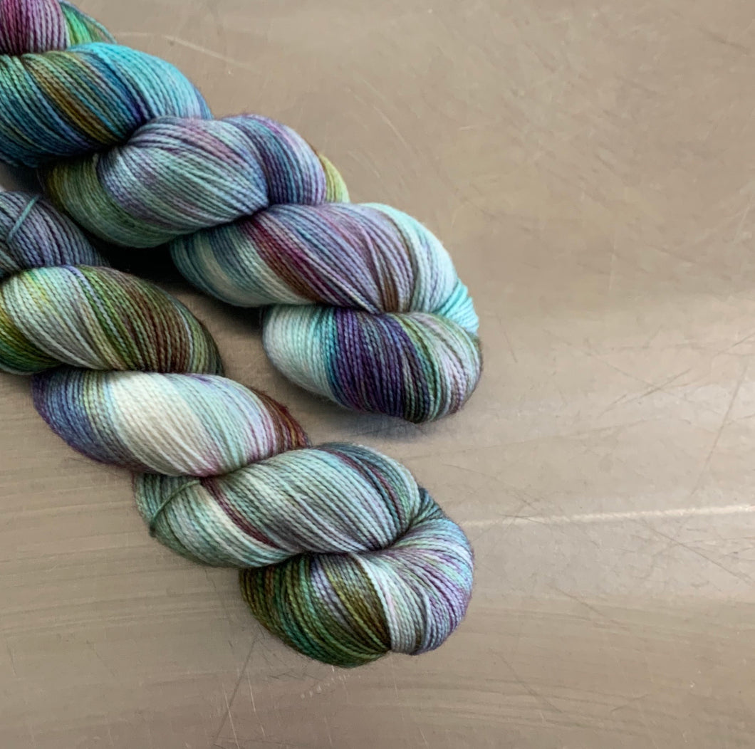 Moonstone- Serendipity Sock