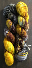 Load image into Gallery viewer, Goths In The Garden-  Merino Wool Essential Dk yarn