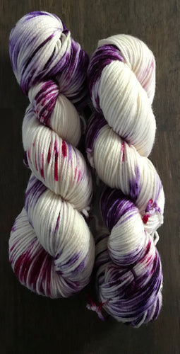 Cow Tipping- Merino Wool Essential Dk yarn